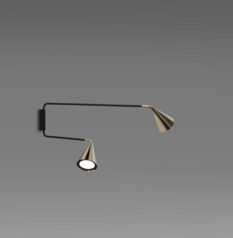 Настенная лампа GORDON561,48, Италия