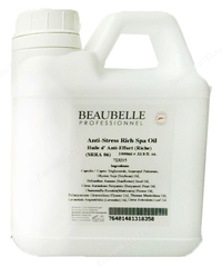 Анти-стрессовое СПА масло насыщенное (Beaubelle | SPA масла | Anti-Stress Rich Spa Oil), 1000 мл.