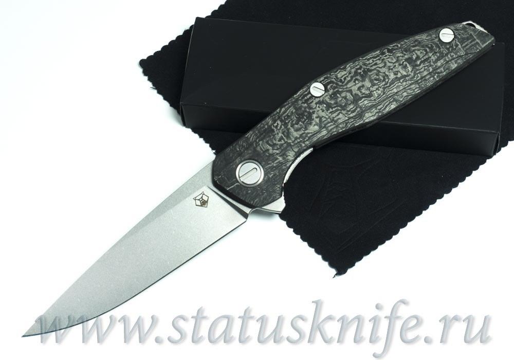 Нож Широгоров Custom 111 Vanax37 CF 3D MRBS