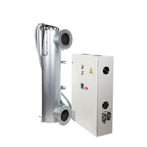 Ультрафиолетовая установка  300м³/час, амальгам, UV TECH