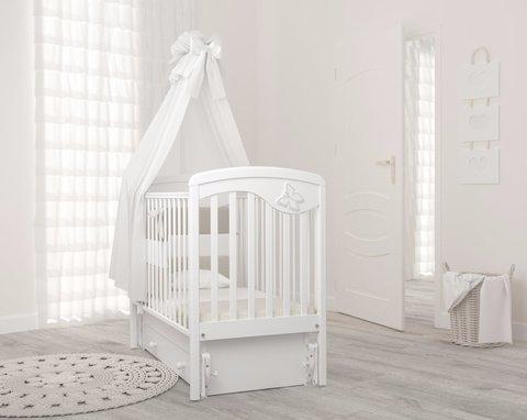 Детская кроватка с универсальным маятником Гандылян Джулия