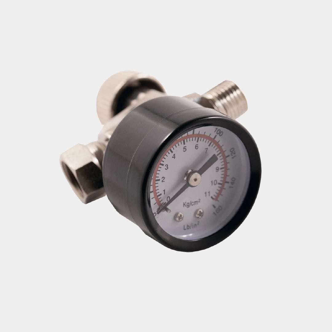 Манометры и регуляторы для краскопульта Регулятор давления c маном.на краскопульт REMIX AR-805 RM-AR-805.jpg