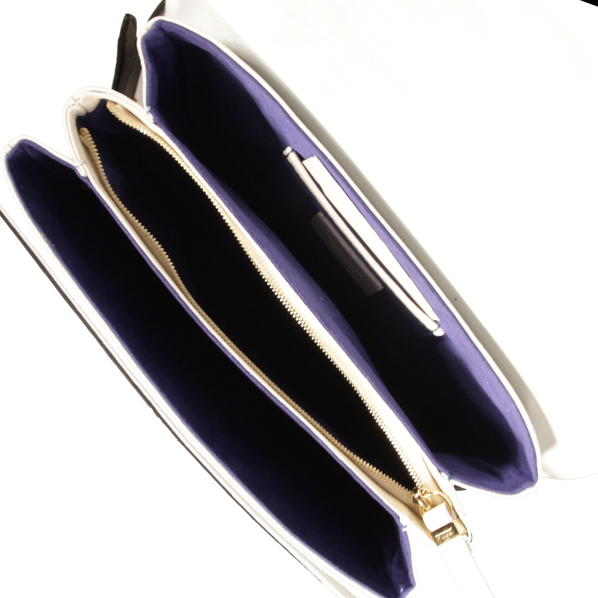 Сумка. Цвет черный/синий EMILIO PUCCI