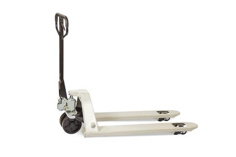 Тележка гидравлическая TOR RHP 3000, 1150х550 мм (полиуретановые колеса), шт