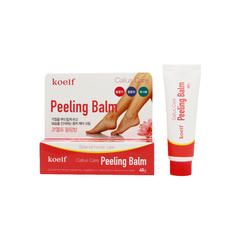 Крем-пилинг для ног Koelf Foot Care Peeling Balm, 40 мл
