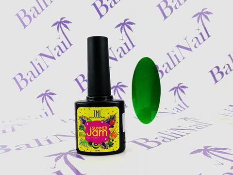 Гель-лак TNL Summer Jam №06 - неоновый зеленый (10 мл.)