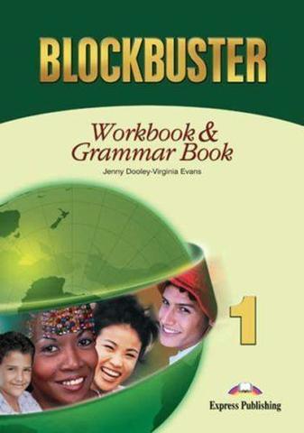 Blockbuster 1. Workbook & Grammar Book. Beginner.  Рабочая тетрадь и грамматический справочник