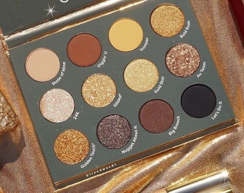 ColourPop Good As Gold palette