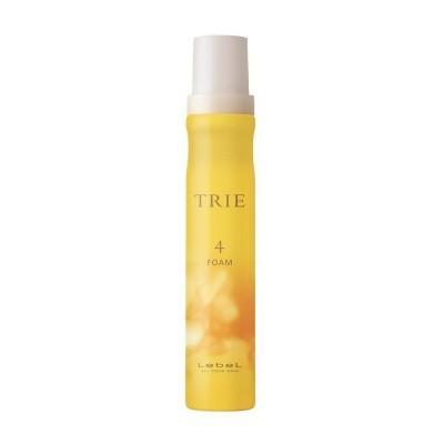 Lebel Trie: Пена для укладки волос (Foam 4), 200мл