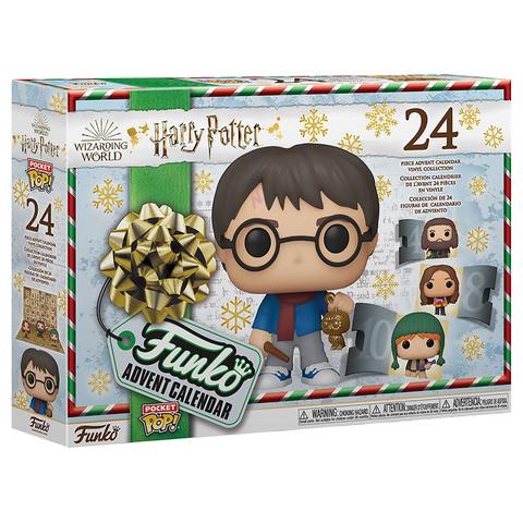 Набор фигурок Funko Vinyl Figure: Advent Calendar: Harry Potter 24pc (Pkt POP) 50730