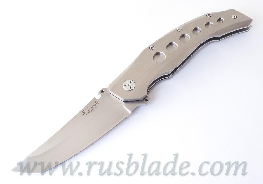Sergio Consoli Model 300 Ti Full Custom