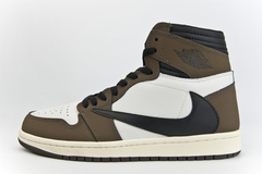 кроссовки Nike Air Jordan 1 Travis Scott