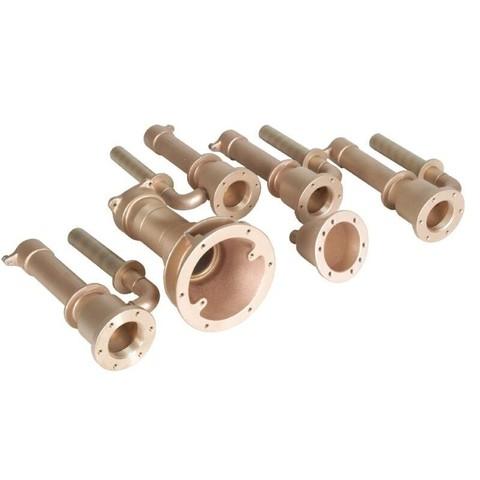 Проходы стеновые Fitstar 8696150 для Standard , 4 форсунки, 1 водозабор, 1 невмокнопка, 240 мм / 19472