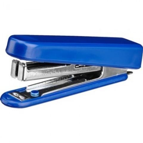 Степлер (N10) до 10 лист. синий WD9216