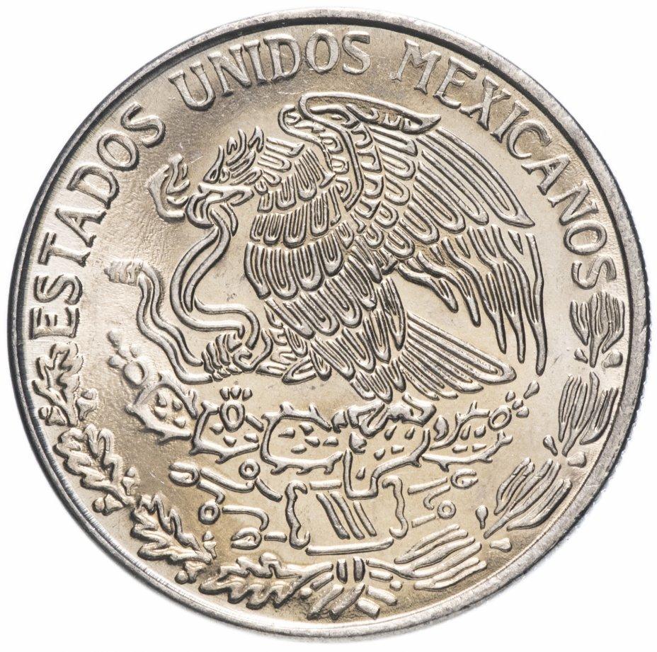 1 песо. Мексика. 1981 год. UNC