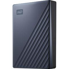 Внешний HDD Western Digital 5TB My Passport Ultra USB-C (Синий) WD
