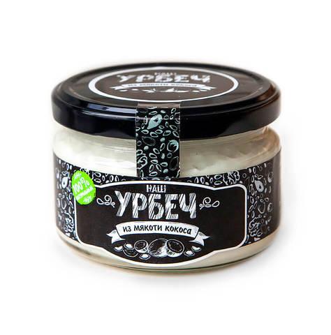 Урбеч из кокоса, 200г eco-apple.ru