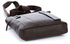 Сумка Piquadro Pulse, коричневая, 33х42х19 см