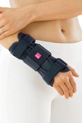 Шина Manumed для лучезапястного сустава с моделируемой пластиной