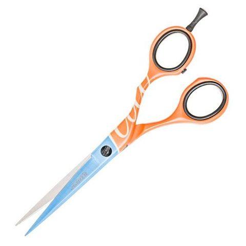 Профессиональные парикмахерские ножницы для стрижки Fluo 5,5