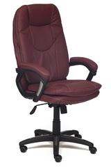 Кресло компьютерное Комфорт (Comfort) — бордо (36-7)