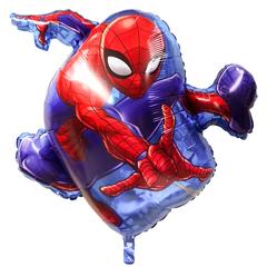 Человек паук в полете