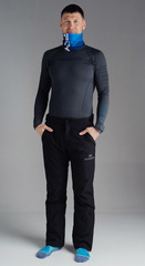 Тёплые зимние брюки Nordski Pulse мужские