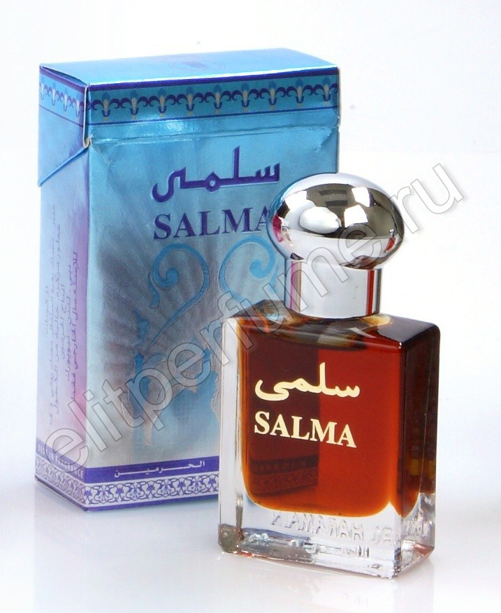 Пробники для духов Сальма Salma 1 мл арабские масляные духи от Аль Харамайн Al Haramin Perfumes