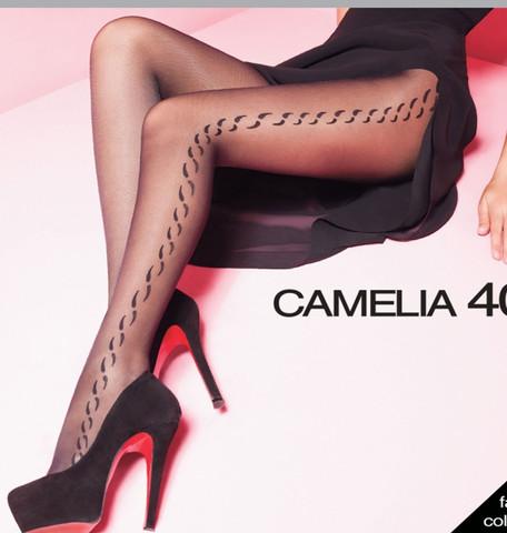 Колготки Giulia Camelia 15