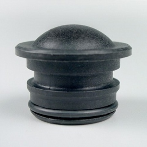 Заглушка солезаборника (передел. умягч/фильтр.) V3195-01
