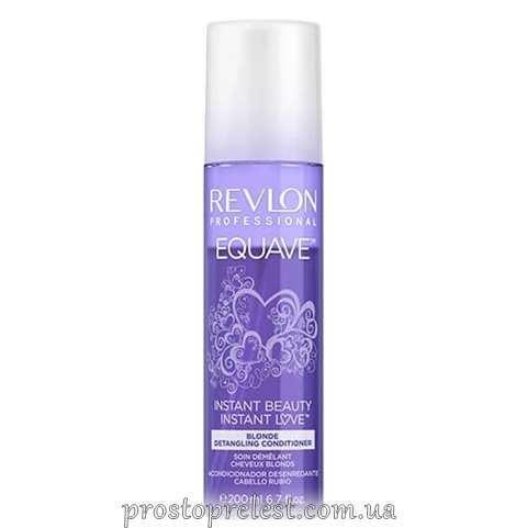 Revlon Professional Equave IB 2 Phase Perfect Blonde Conditioner - Кондиционер 2-фазний для ухода за блондированными волосами