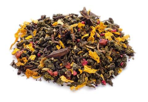 Годжи - Малина Чай зеленый  100 гр.