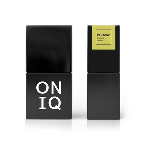 Гель-лак ONIQ - 112 CEYLON YELLOW, 10 мл
