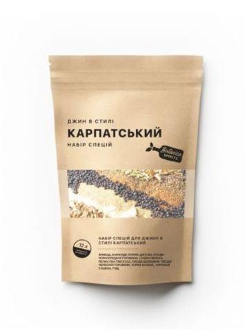 Набор специй Hot Rod для джина Карпатский