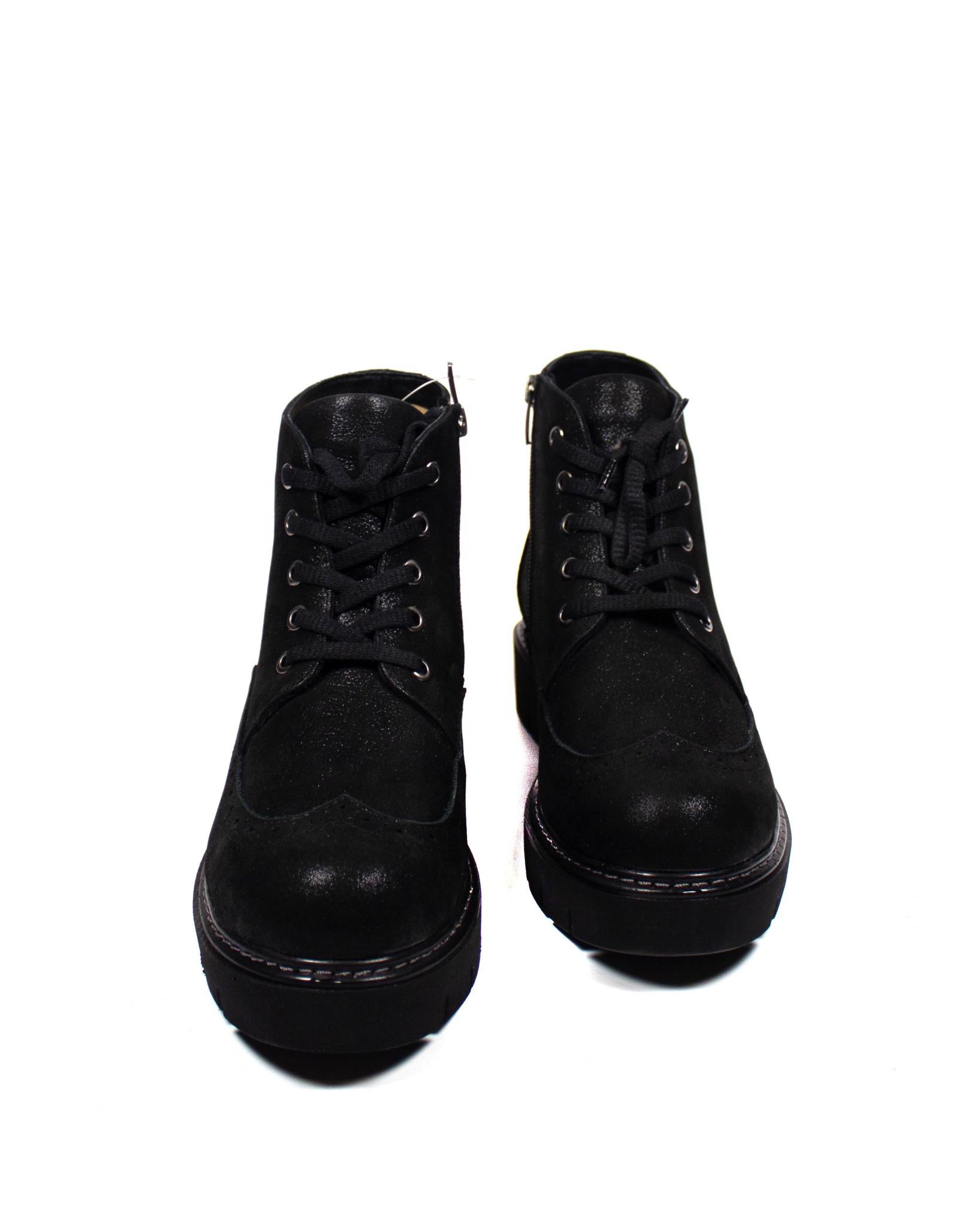 блестящие ботинки Donna Ricco
