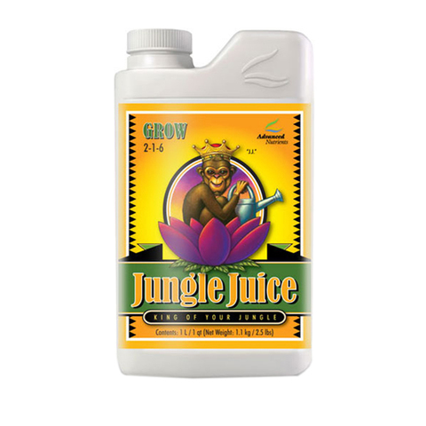 Минеральное удобрение Jungle Juice Grow от Advanced Nutrients