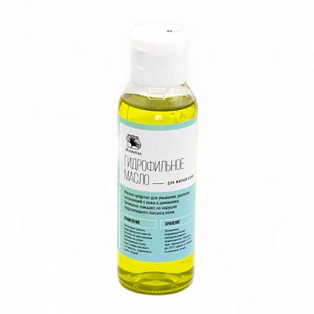 Масло гидрофильное для жирной кожи Живица, 100мл
