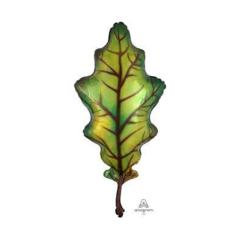 А Фигура, Лист дубовый, зеленый, 42