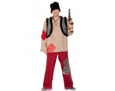 Карнавальный костюм  взрослый Разбойник