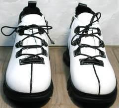 Стильные женские ботинки Ripka 146White