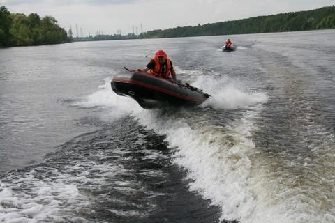 Лодка ПВХ Командор «KMD-470Pro»