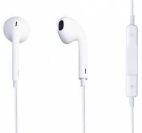 Наушники с микрофоном EarPods | разъем 3.5 мм