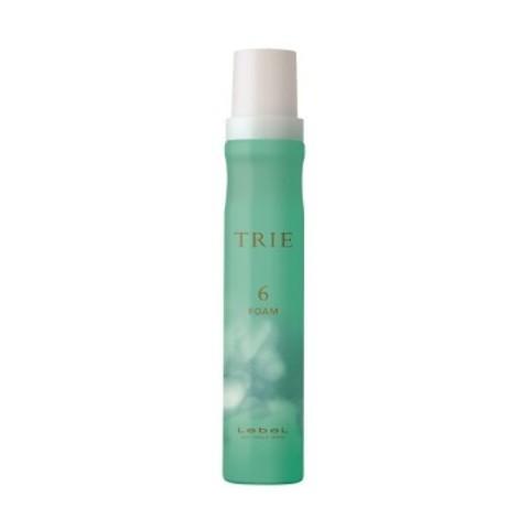 Lebel Trie: Пена для укладки волос средней фиксации (Foam 6), 200мл