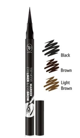 TF Маркер для глаз и бровей Светло-коричневый TOP MODEL MARKER