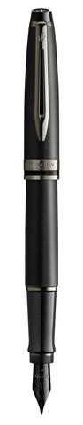 Перьевая ручка Waterman Expert Black F123