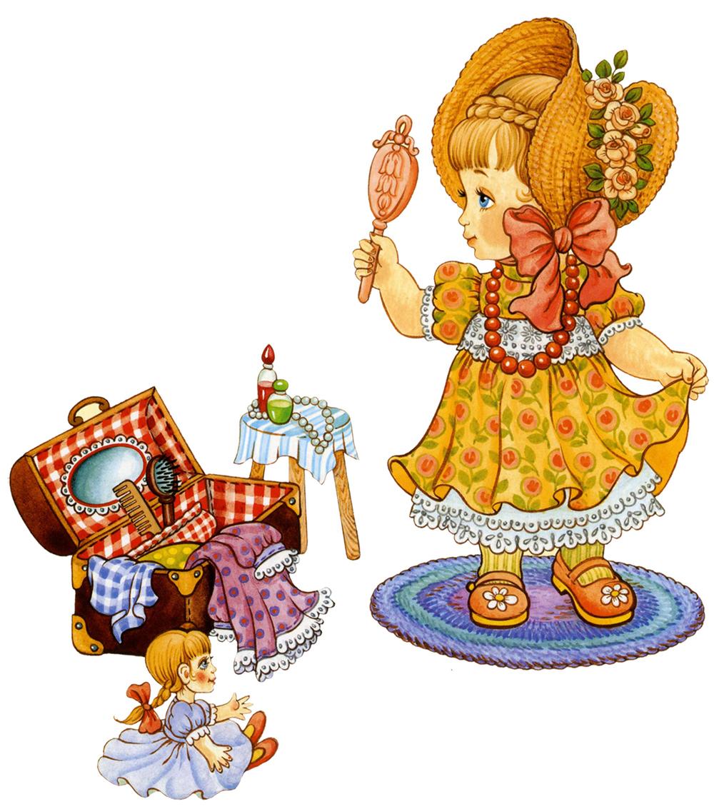 Папертоль Маленькая леди — главное фото сюжета.