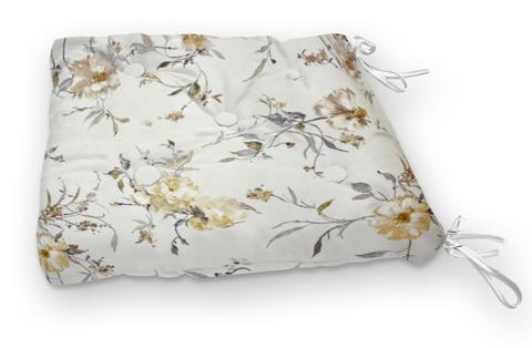 Подушка на стул Марго бежевый