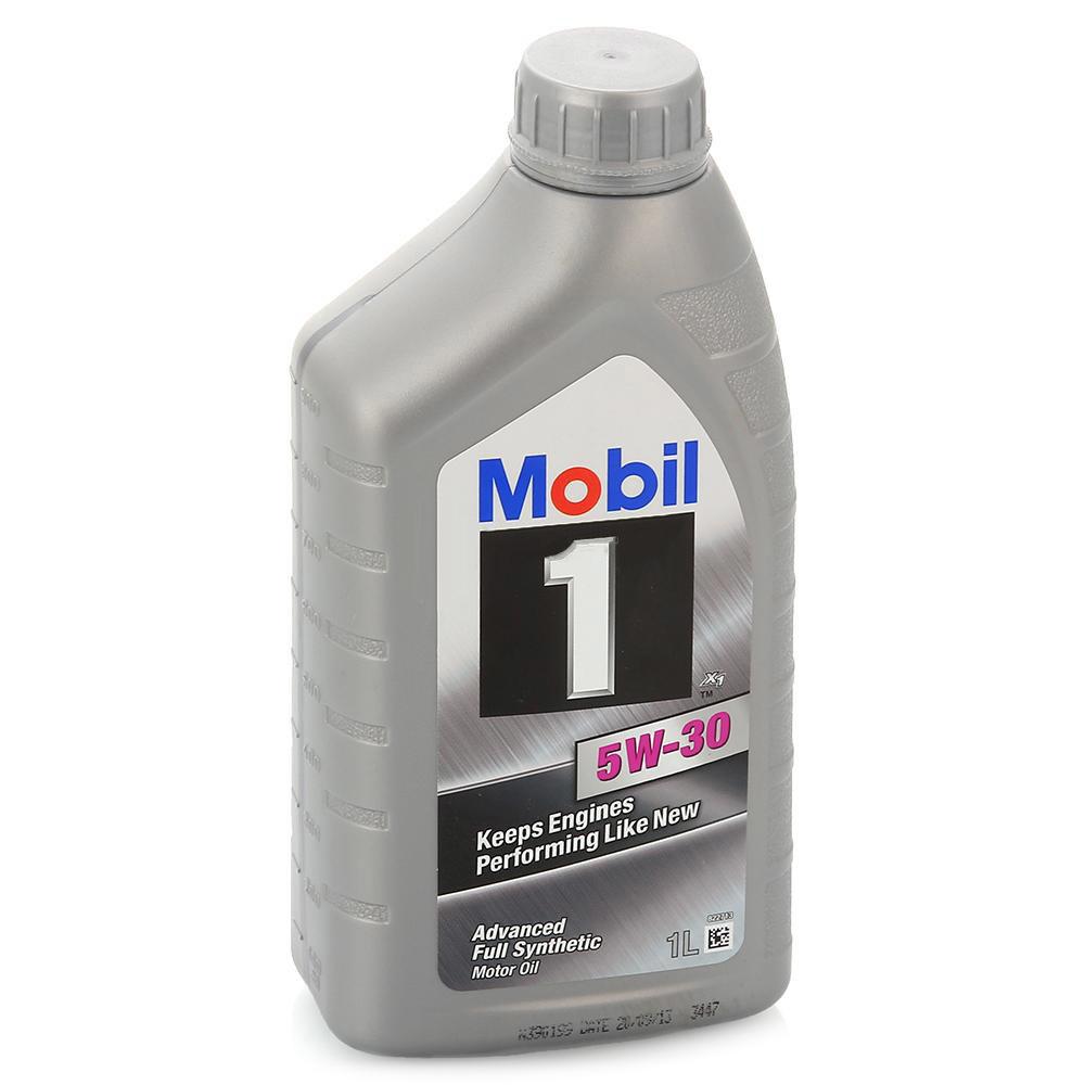 152722 152104 MOBIL 1 X1 5W-30 моторное синтетическое масло 1 Литр купить на сайте официального дилера Ht-oil.ru