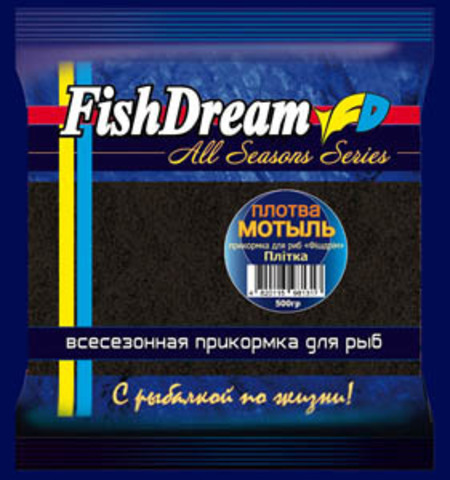 Прикормка Fish Dream AllSeason Series (Фишдрим серия все сезоны) Мотыль-Плотва