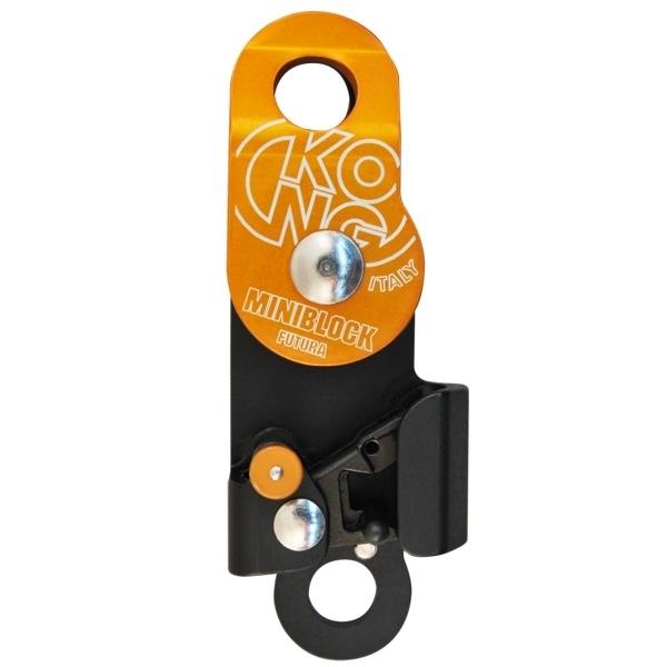 Блок-ролик с зажимом Futura Mini Block (CE EN 12278, CE EN 567)